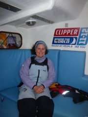 clipper 13-14 race crew training christina crew area