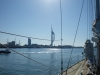 clipper 13-14 race crew training spinnaker tower