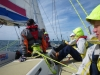 clipper 13-14 race crew training de lage landen sailing