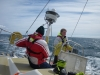 clipper 13-14 race crew training helming