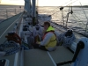 clipper 13-14 race crew training sunrise