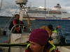 clipper 13-14 race crew training brittany ferries